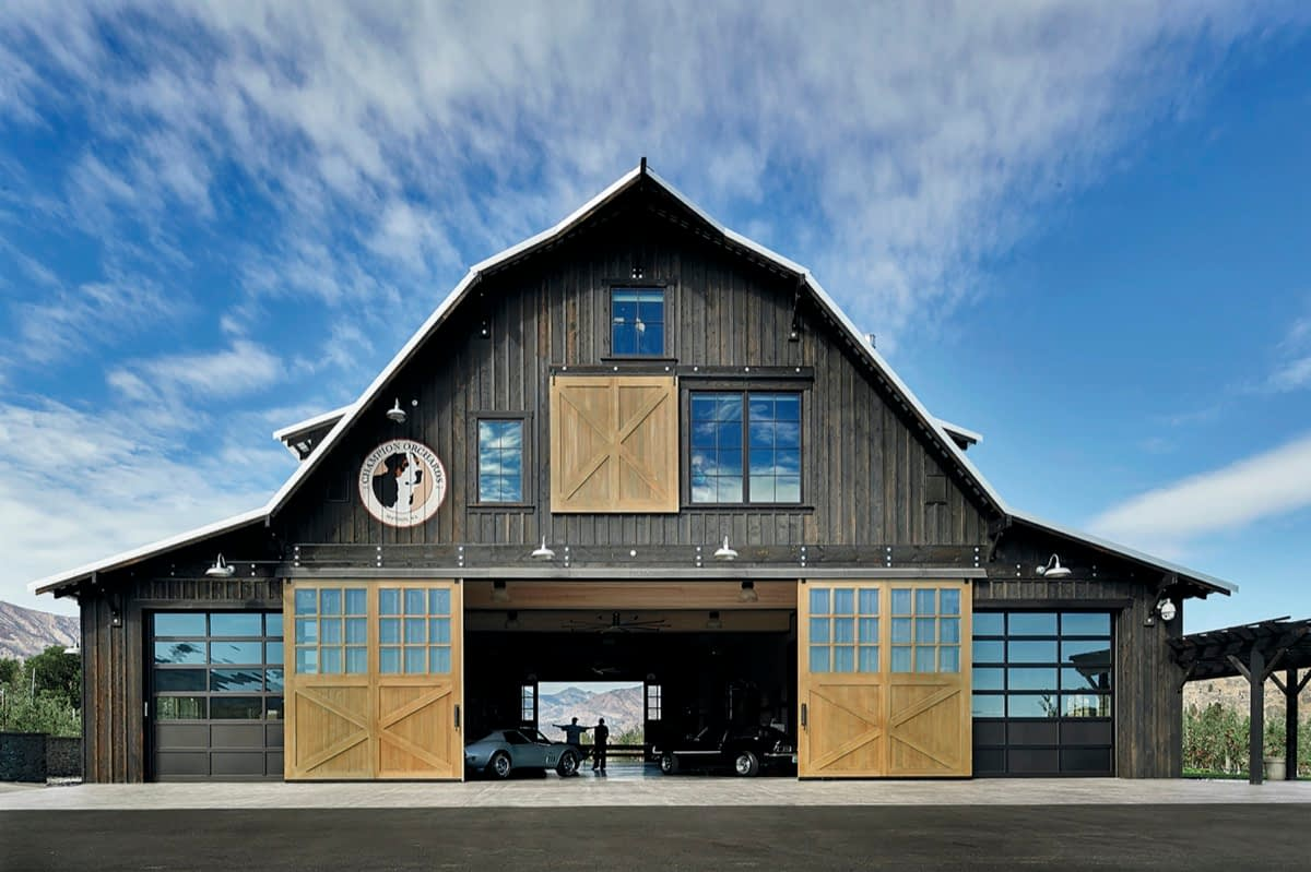 The Barn, Reimagined